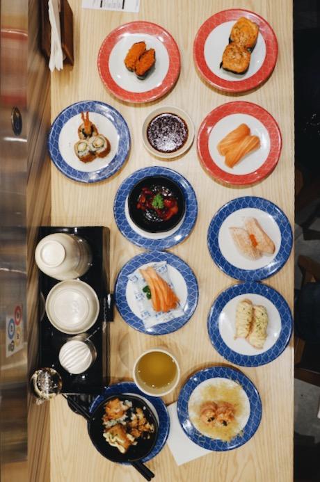 Tom Sushi Grand Indonesia