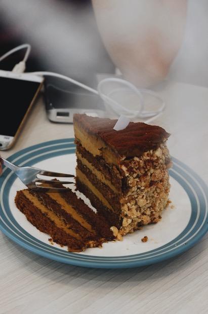 Classic Mocha Cake Ignasia PIK