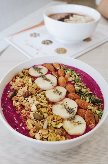 Ignasia's Signature Smoothie Bowl Ignasia PIK