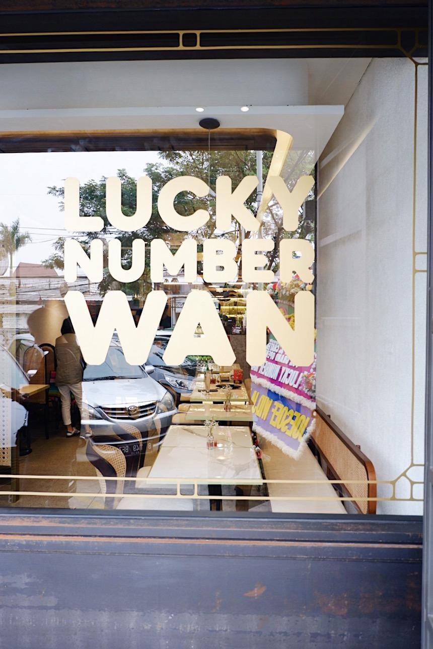 Lucky Number Wan Puri Indah