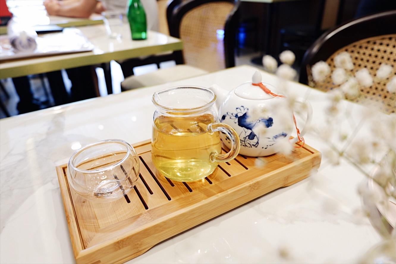 Hot Imperial Green Tea Lucky Number Wan Puri Indah